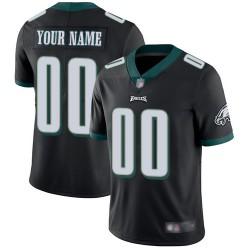 Limited Youth Black Alternate Jersey - Football Customized Philadelphia Eagles Vapor Untouchable